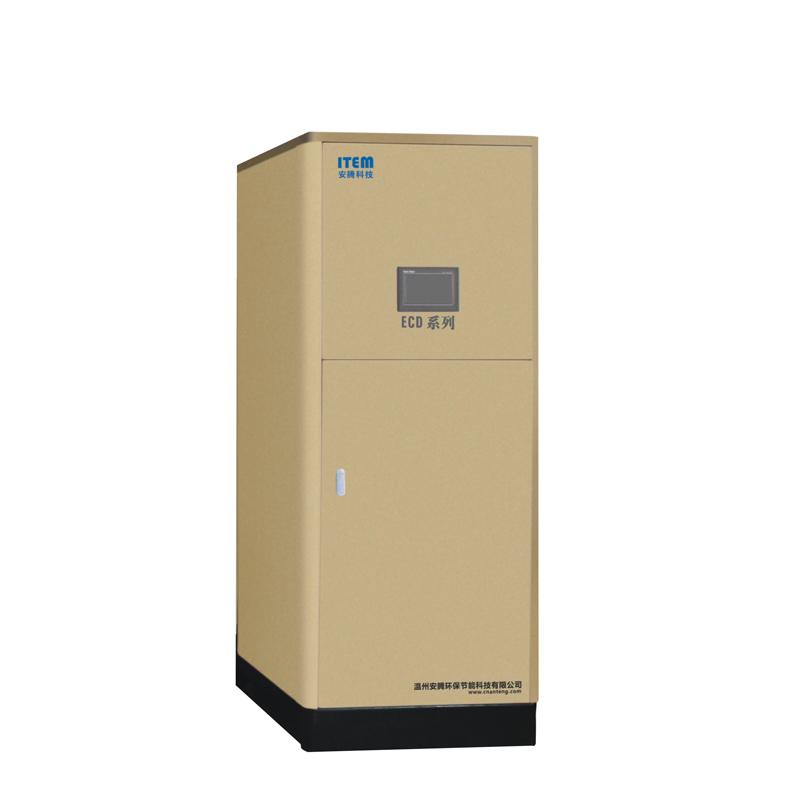 ECD系列喷油螺杆机余热回收机