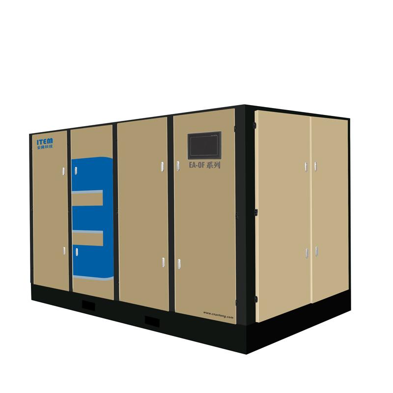 EO-AF系列无油螺杆压缩机余热回收机