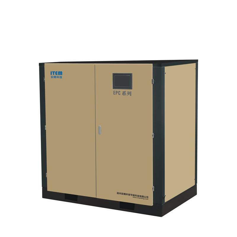 EPC系列喷油螺杆机余热回收机(一体式)
